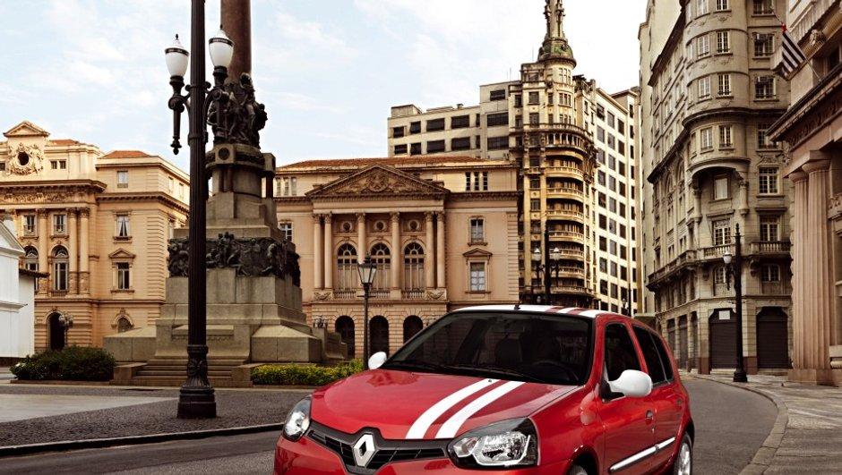 """Brésil : découvrez l'ancienne """"nouvelle"""" Renault Clio 2013 !"""