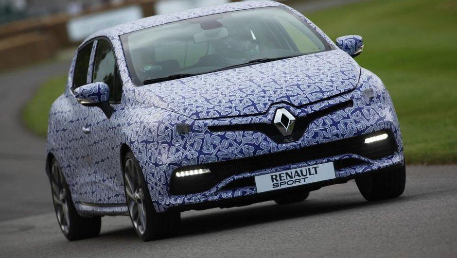 Nouvelle Renault Clio RS : elle arrive en septembre !