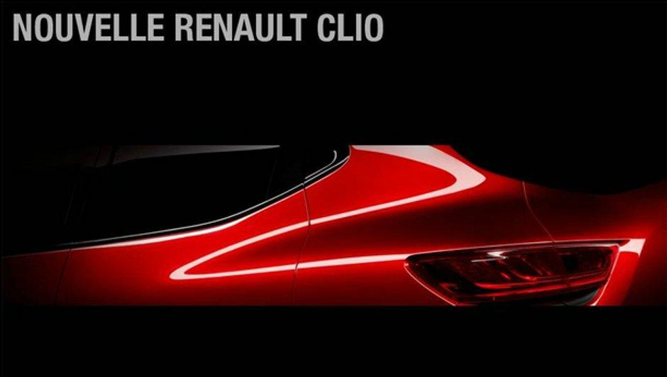 Renault Clio 4 : elle sera lancée en octobre 2012