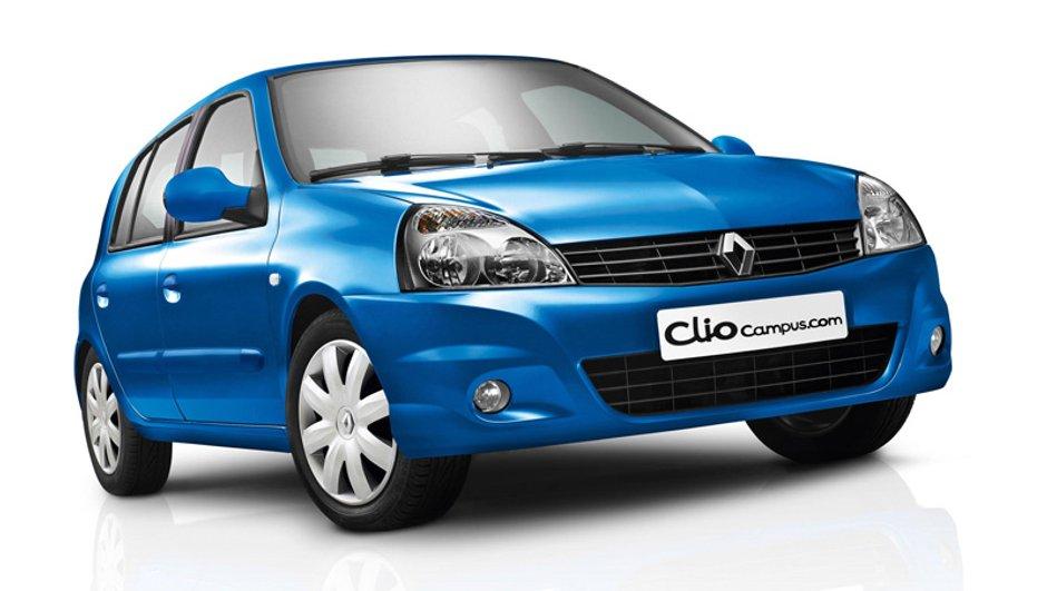 Renault Clio Campus.com : la Clio à moins de 10.000 euros !