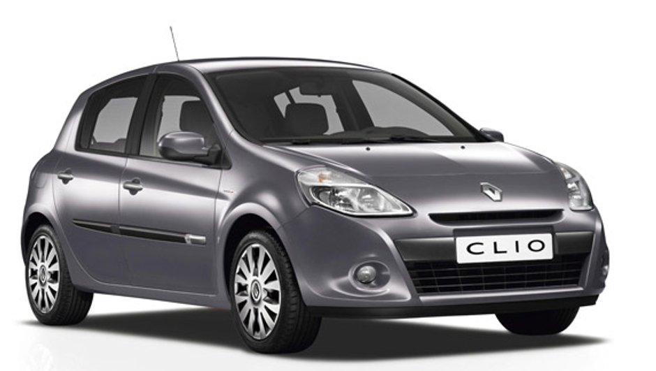 Renault Clio TomTom Edition : la série spécial GPS