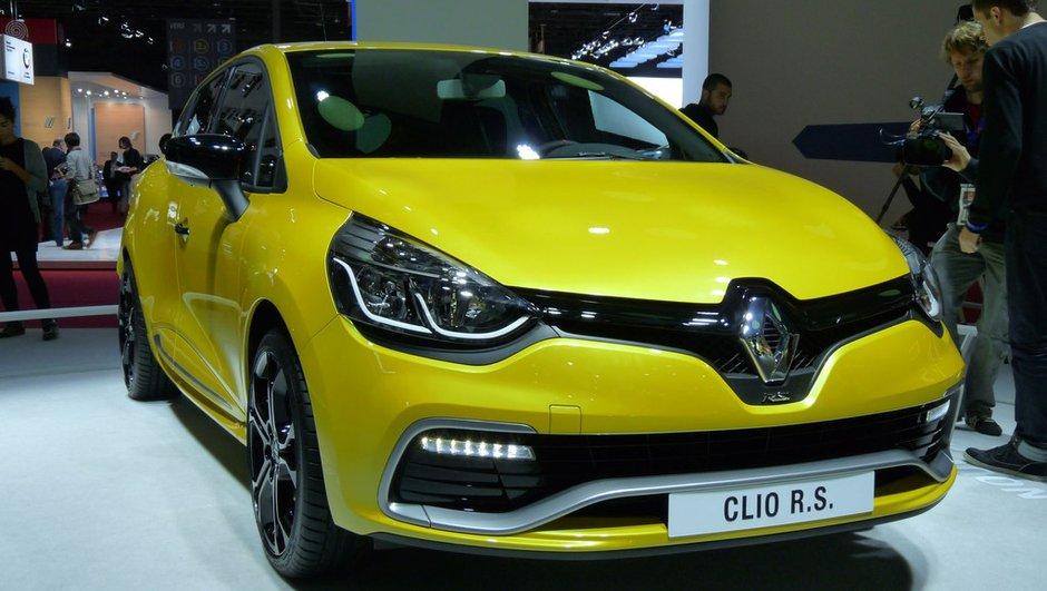 Mondial de l'Auto 2012 : la révolution de la Clio IV RS
