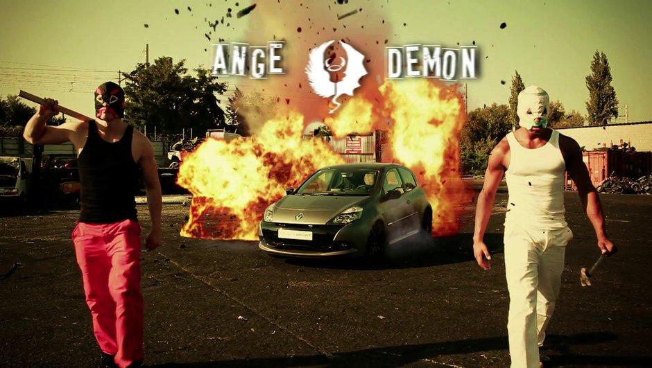 Renault Clio RS : jouez à Ange & Démon !