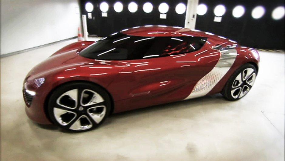 Exclu Automoto : nous avons roulé avec la Renault DeZir Concept !