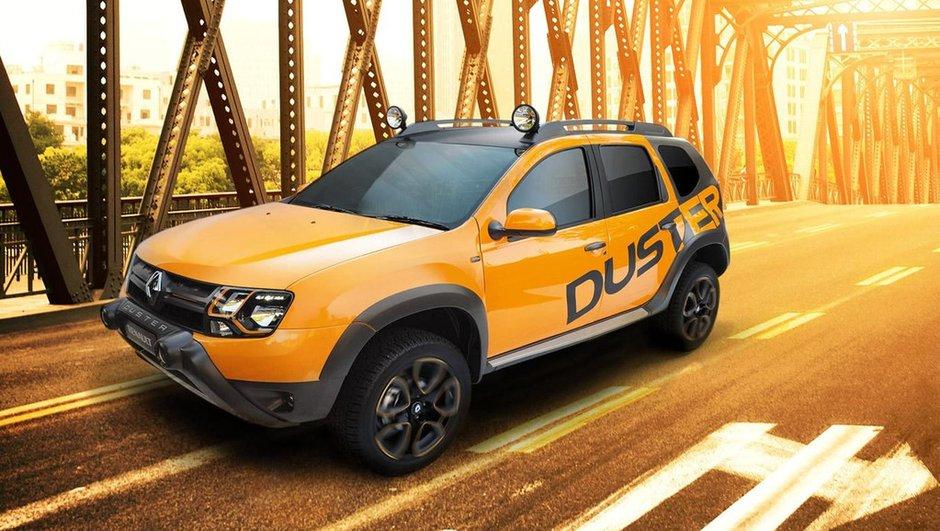 Renault Duster Detour Concept : entre Mad max et Terminator ?