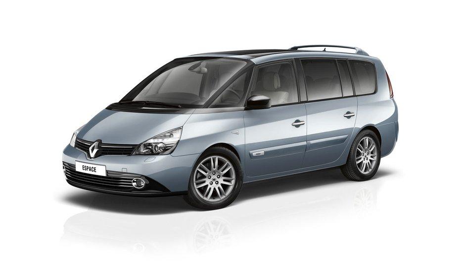 Renault Espace 2012 : premières photos