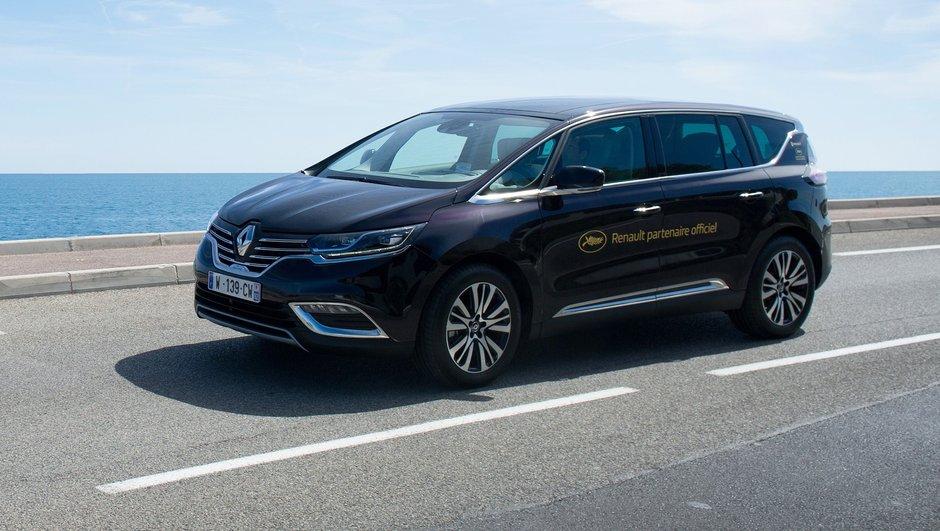 Festival de Cannes 2015 : Le nouveau Renault Espace voiture officielle