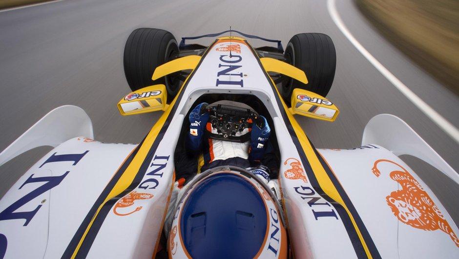 F1 : Renault officiellement vers le rachat de l'écurie Lotus