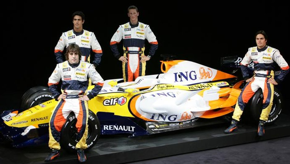 Renault F1 perd son sponsor ING