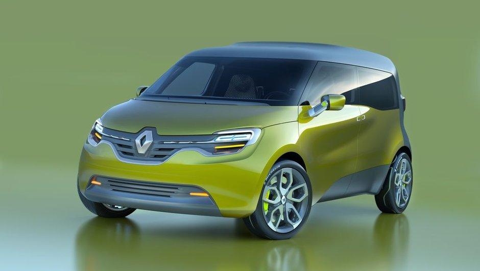 Renault Frendzy : un concept électrique à 2 visages