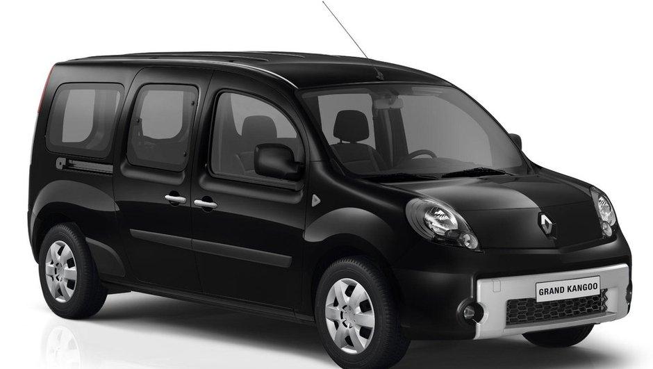 Renault Grand Kangoo 2012 : le nouveau ludospace 7 places