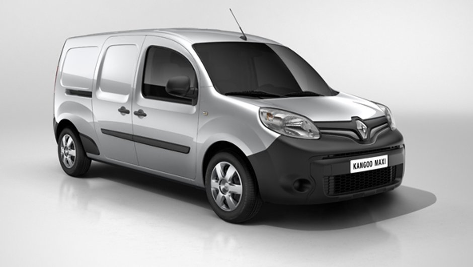 Renault Kangoo Express et ZE 2013 : un restylage curieux