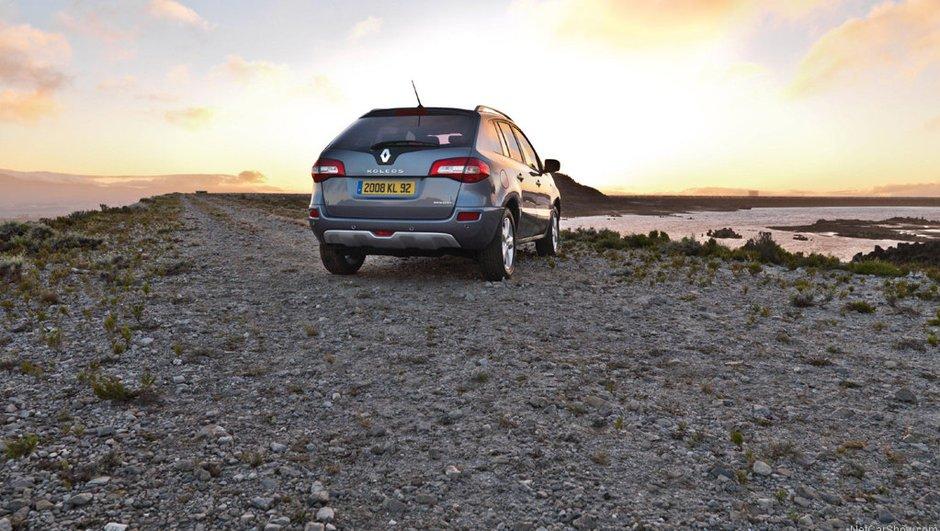 Renault Koleos : bouté hors du Royaume-Uni