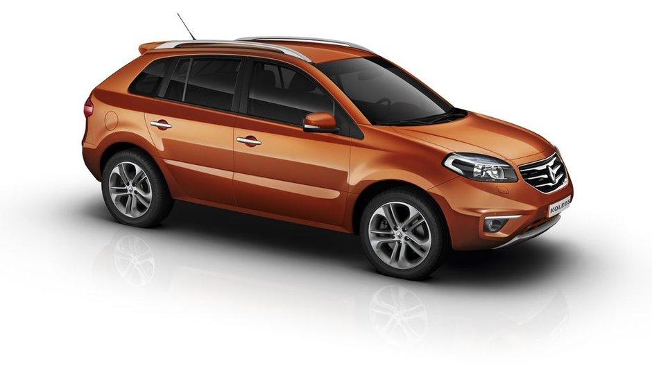 Nouveau Renault Koleos : les prix de la gamme 2011