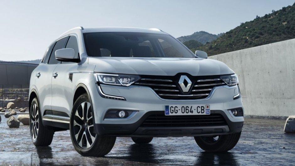 Nouveau Renault Koleos 2016 : première image officielle ?