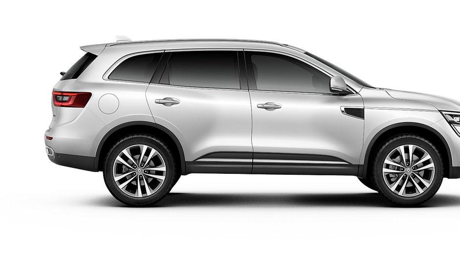 Renault Koleos 2016 : nouvelle photo officielle… (encore) en fuite