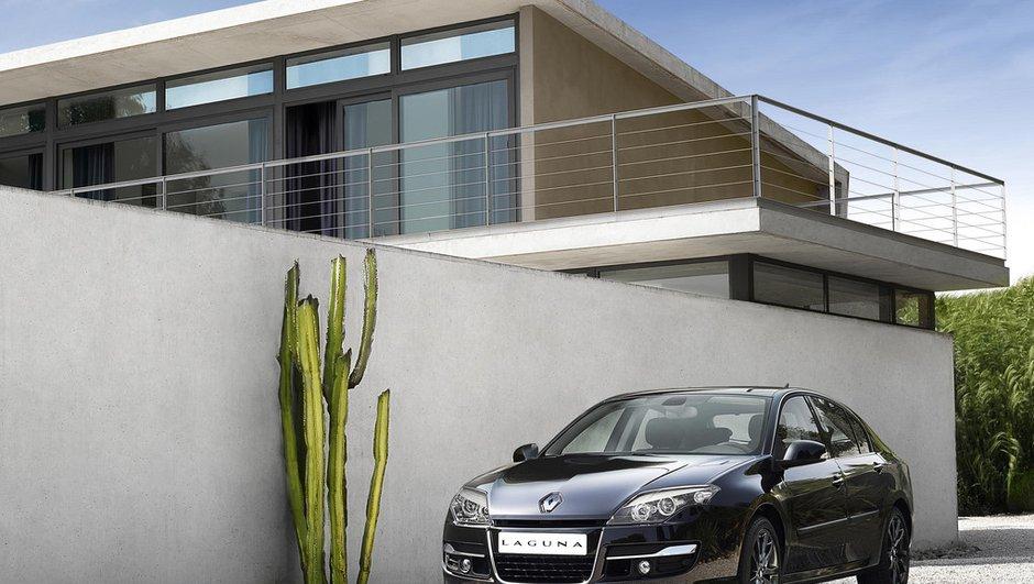 Renault Laguna : nouvelles évolutions moteurs pour l'automne 2011