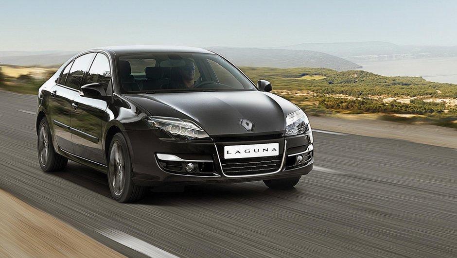 Mondial de l'Auto 2010 : La nouvelle Renault Laguna 3 est là !