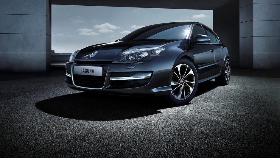 Renault Laguna Collection 2013 : nouvelles diodes et boîte EDC