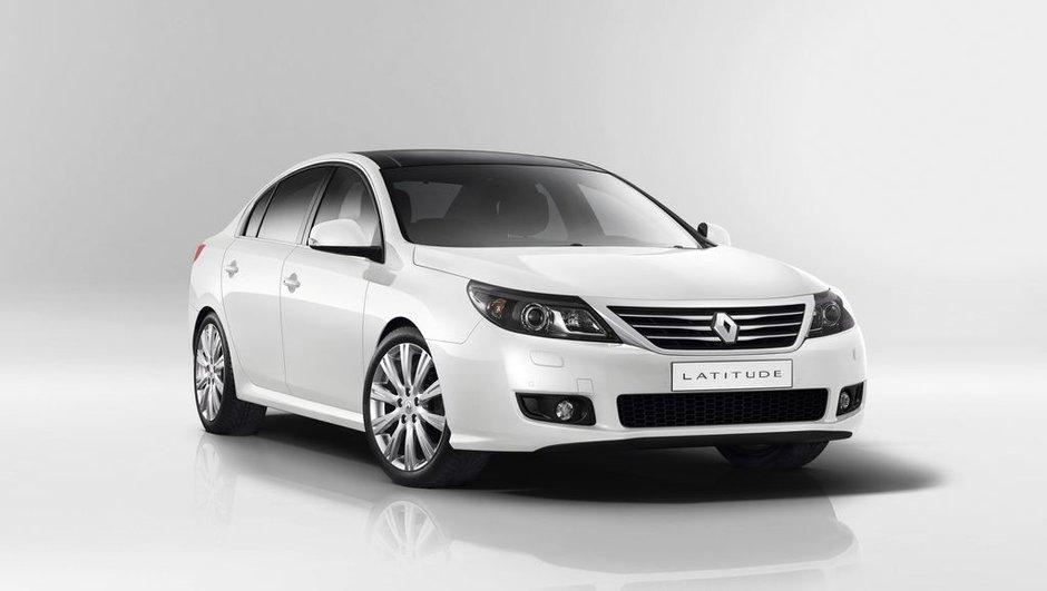 Renault Latitude : voici la nouvelle Vel Satis !
