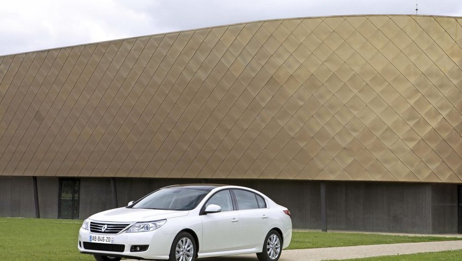 Nouvelle Renault Latitude : au tour de l'intérieur