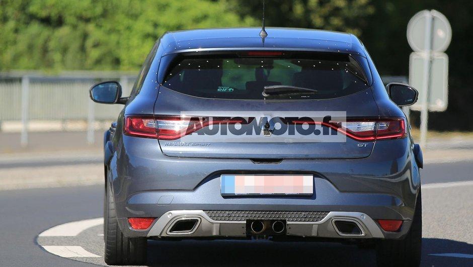 Renault Sport dévoile un premier tesaer de la Mégane RS !