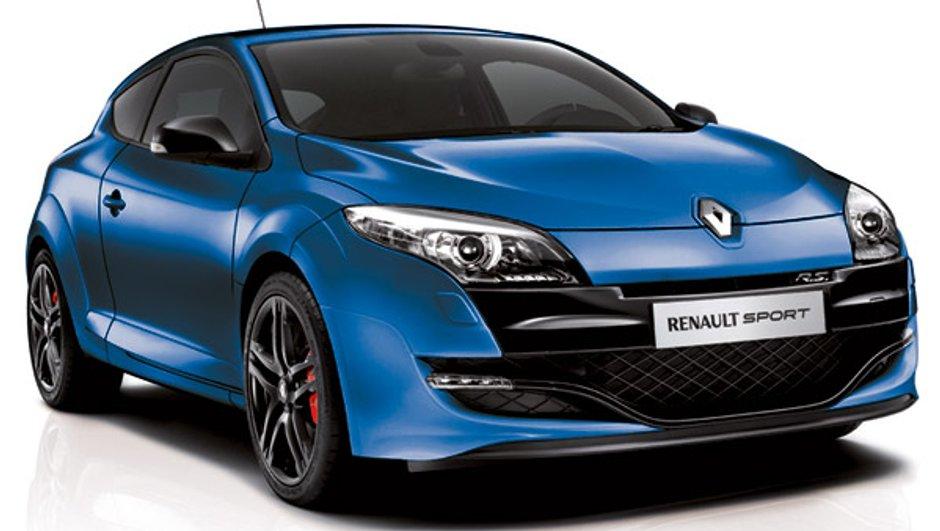 Renault Megane RS, la nouvelle monture de la Gendarmerie