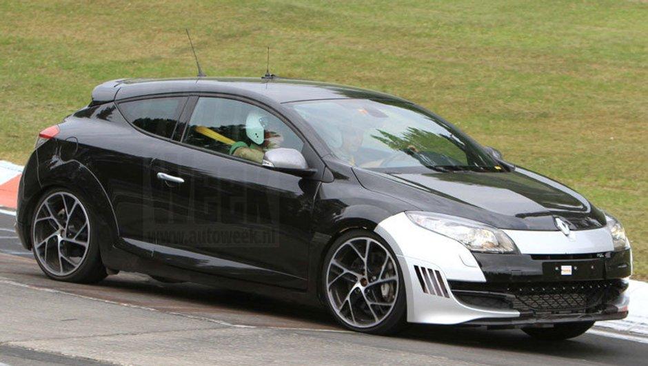 Renault Mégane RS : version extrême en préparation !