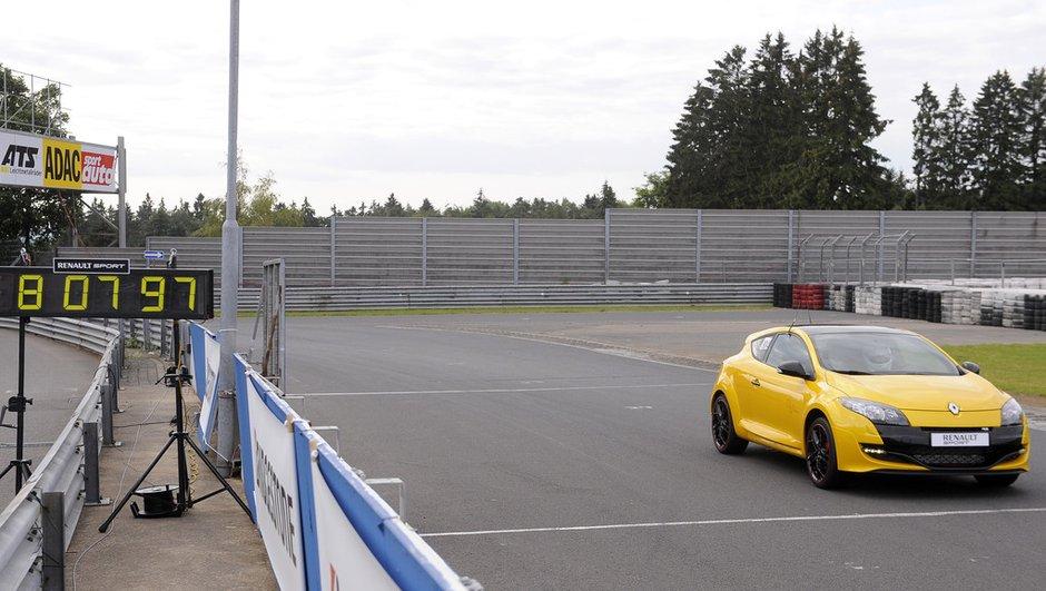 Vidéo : Renault Mégane RS Trophy en record au Nürburgring !