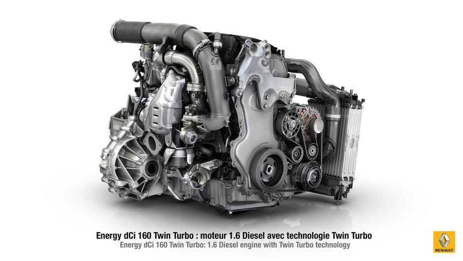 Renault présente son nouveau moteur 1.6 diesel biturbo