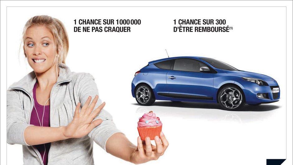 Renault rembourse ses voitures en Septembre !