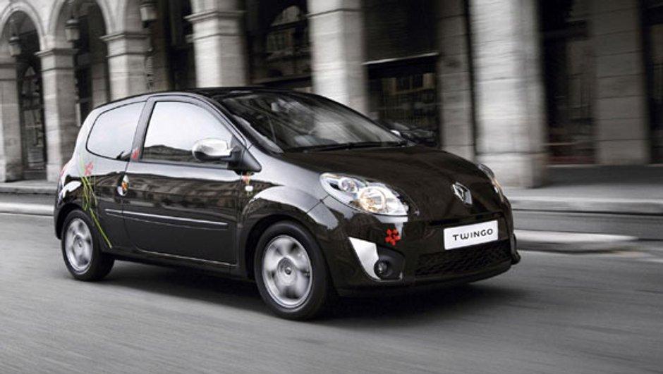 La Renault Twingo évolue !