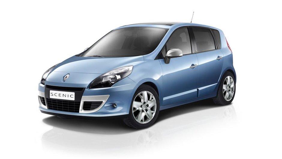 Renault Scénic 15th : édition limitée anniversaire