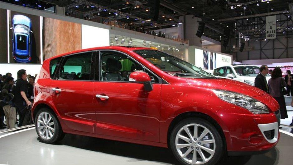 Renault Scénic : Tous les tarifs du modèle
