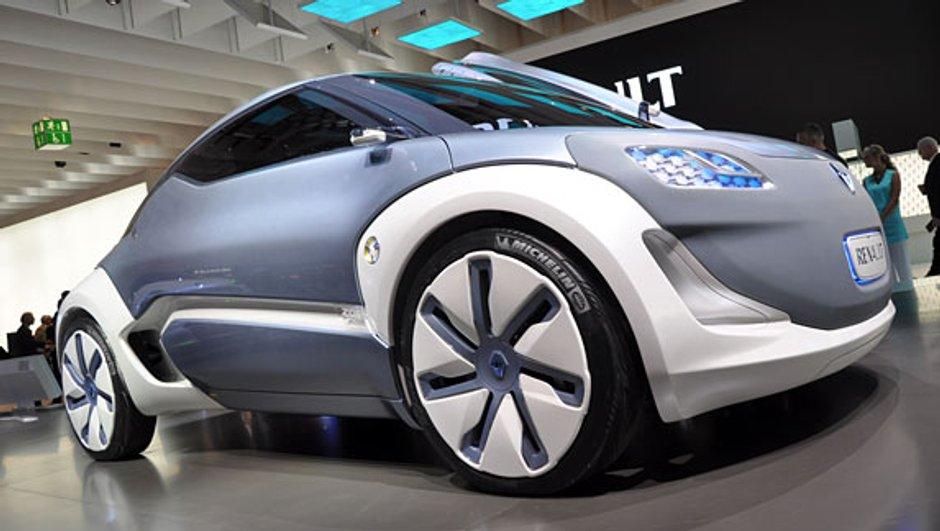 Le site de Flins va produire un modèle électrique Renault