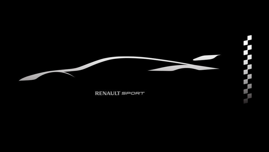 Renault Sport Trophy 2015 : une nouvelle voiture de compétition à l'horizon