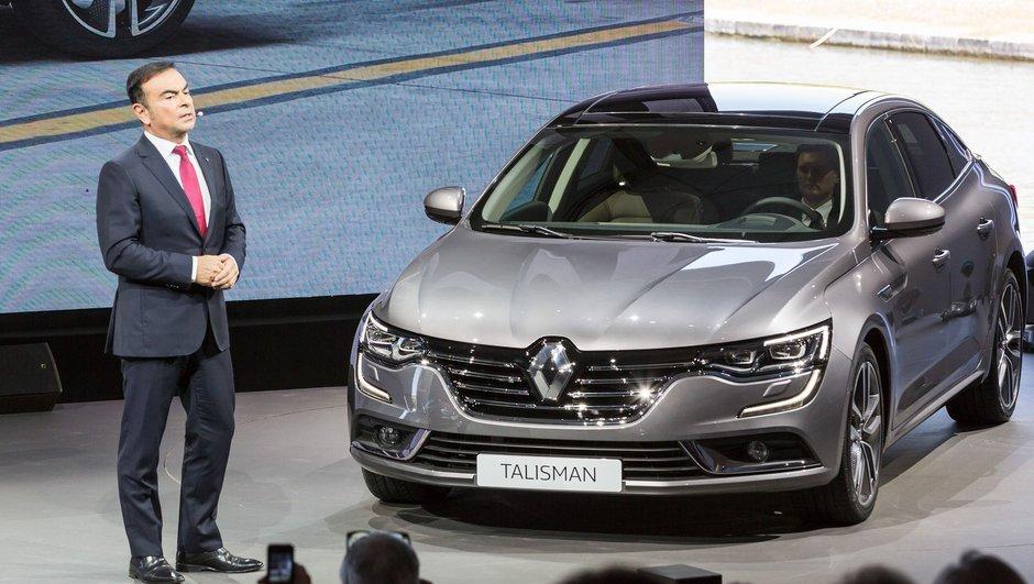 Nouvelle Renault Talisman 2015 : les vidéo, photos et informations officielles