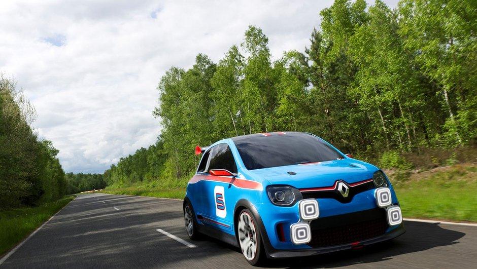 Nouvelle Renault Twingo 2014 : révélation le 4 mars à Genève