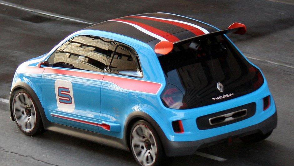Renault Twin'Run Concept : dévoilé le 24 mai à Monaco