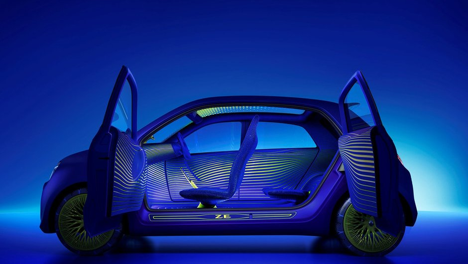 Renault Twingo 2014 : présentée au Salon de Genève ?
