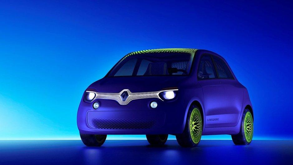 Renault Twin'Z Concept 2013 : la future Twingo préfigurée