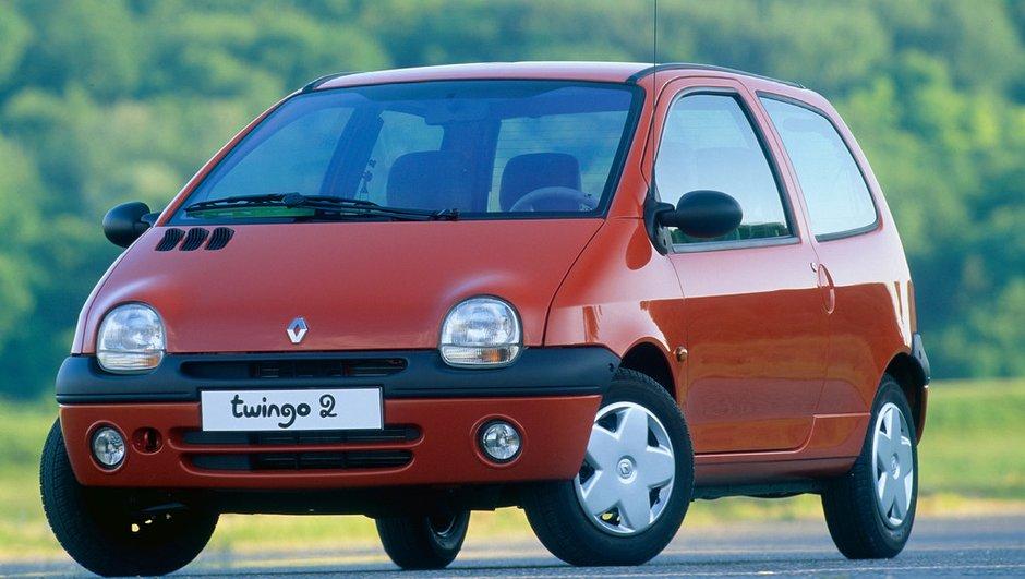 Voitures les plus volées 2012 : Twingo 1 et Smart fortwo en tête