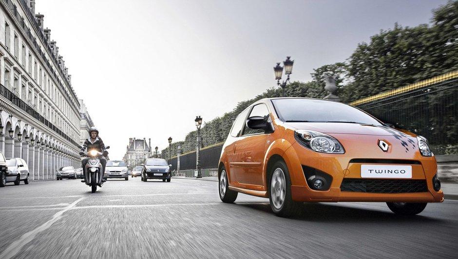 Renault Twingo : désormais à 6.990 euros !