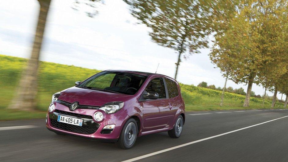 Nouvelle Renault Twingo 2012 : photos et prix !