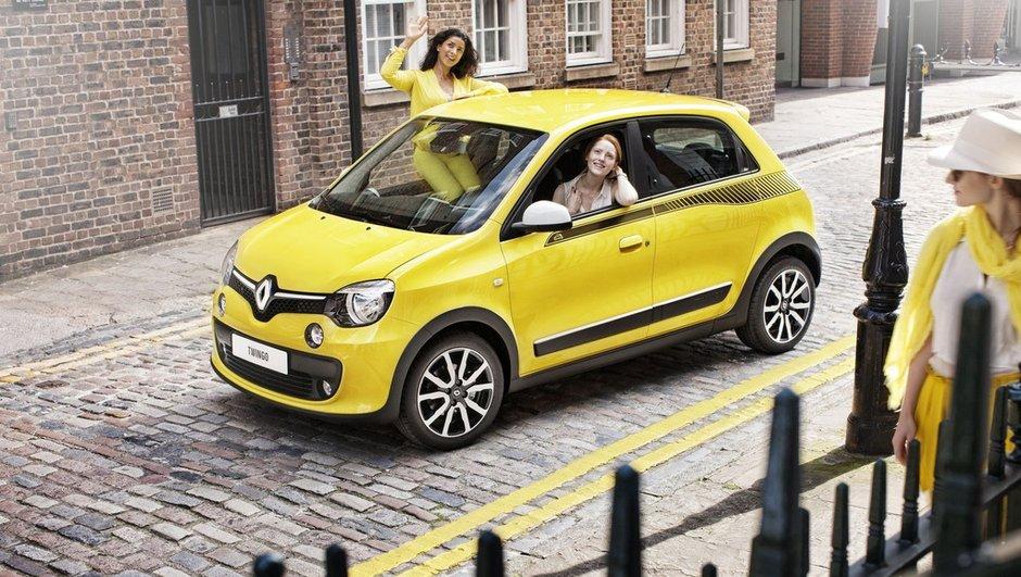 Nouvelle Renault Twingo 2014 : les prix de la citadine à partir de 10.800 euros