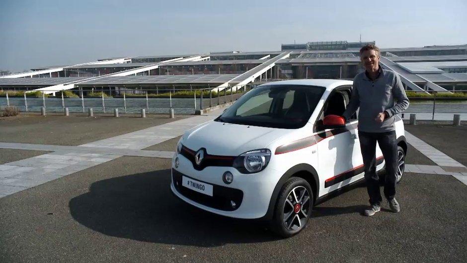 Sommaire : la nouvelle Renault Twingo en exclusivité dans l'émission du 16 mars 2014