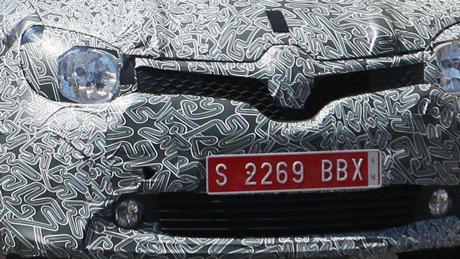 Scoop : La future Renault Twingo 2014 surprise !