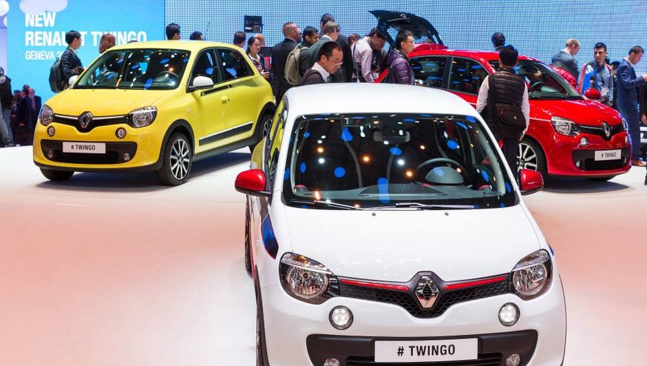 Salon de Genève 2014 : La nouvelle Renault Twingo, grand retour en originalité