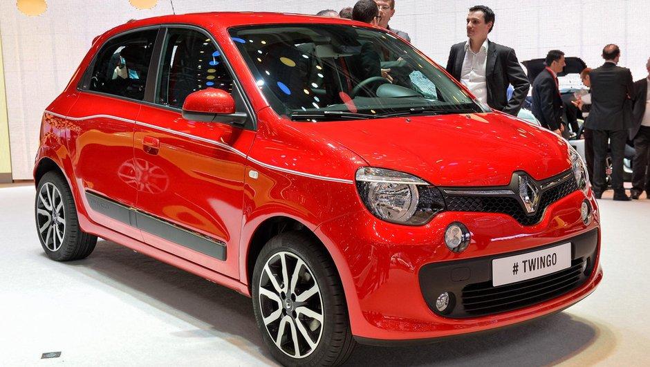 Nouvelle Renault Twingo 2014 : prix à partir de 9.990 euros ?