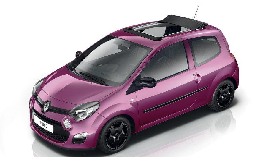 Renault Twingo Summertime : une série limitée sentant l'été